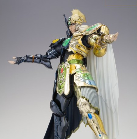 Saint Seiya Legend of Sanctuary Saga Gemini Myth Cloth 3