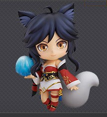 ahri nendoroid good smile company league legends