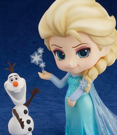 Elsa & Olaf - Frozen - Disney Good Smile Company Nendoorid pre 20