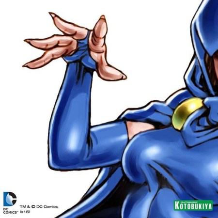 raven - dc comics - bishoujo - annuncio - 1