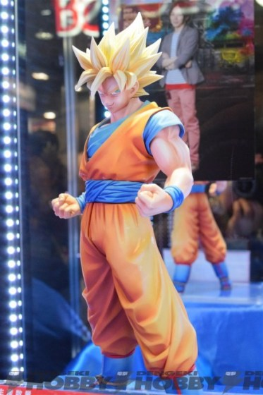 Goku SSJ MSC metallic ver