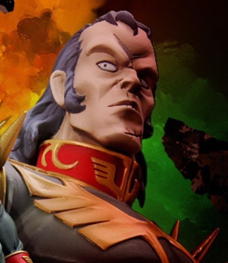 Dozle Zabi - Mobile Suit Gundam - MegaHouse preorder 20