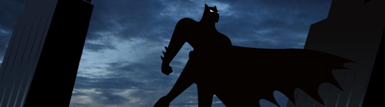 Copertina Batman Animated Series