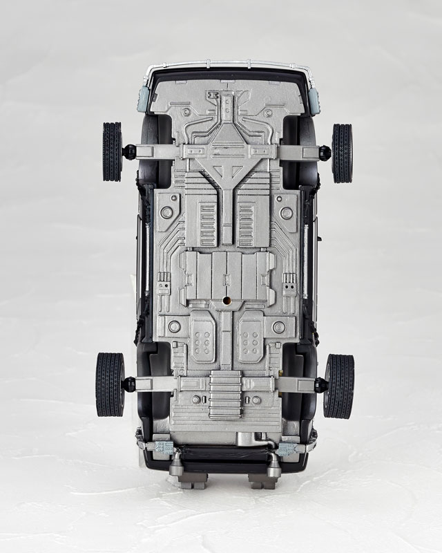 DeLorean Movie REVO - Back to the Future - Kaiyodo preorder 12