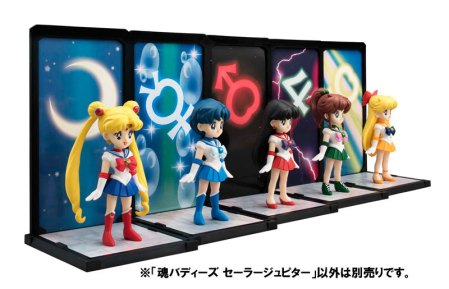 sailor mercury - jupiter - tamashii buddies - preordini - 10