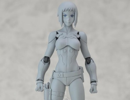 Motoko Kusunagi ARISE - Ghost in the Shell - figma Max Factory proto 20