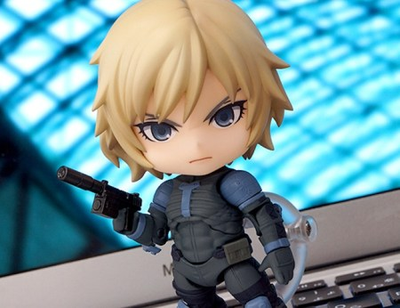 Raiden - Metal Gear Solid 2 - Nendoroid GSC preview 20