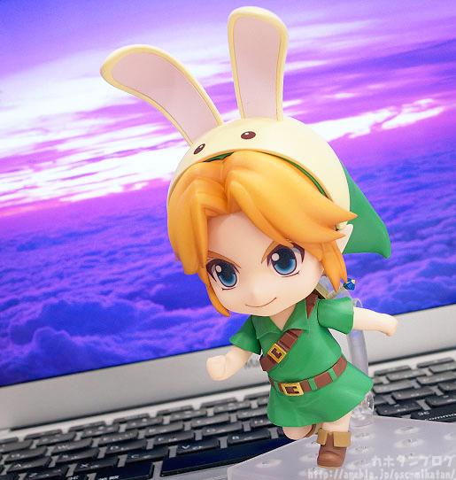 Nendoroid Link Majoras Mask 3D Legend of Zelda GSC photogallery 06