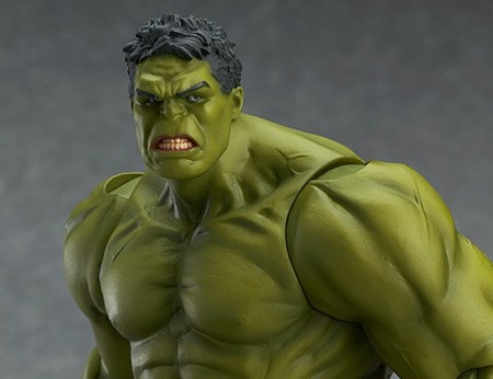 Hulk - The Avengers - figma Max Factory preorder 20