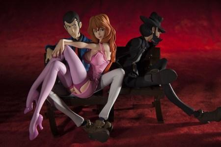 Lupin Fujiko Jigen - Banpresto CreatorxCreator 05