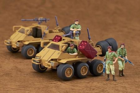 Combat Armors Max 06 Bromley JRS Native Dancer Commander 01