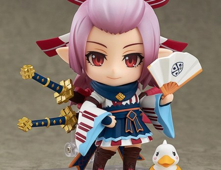 Guildmaster Nendoroid - Monster Hunter Frontier G - GSC pics 20