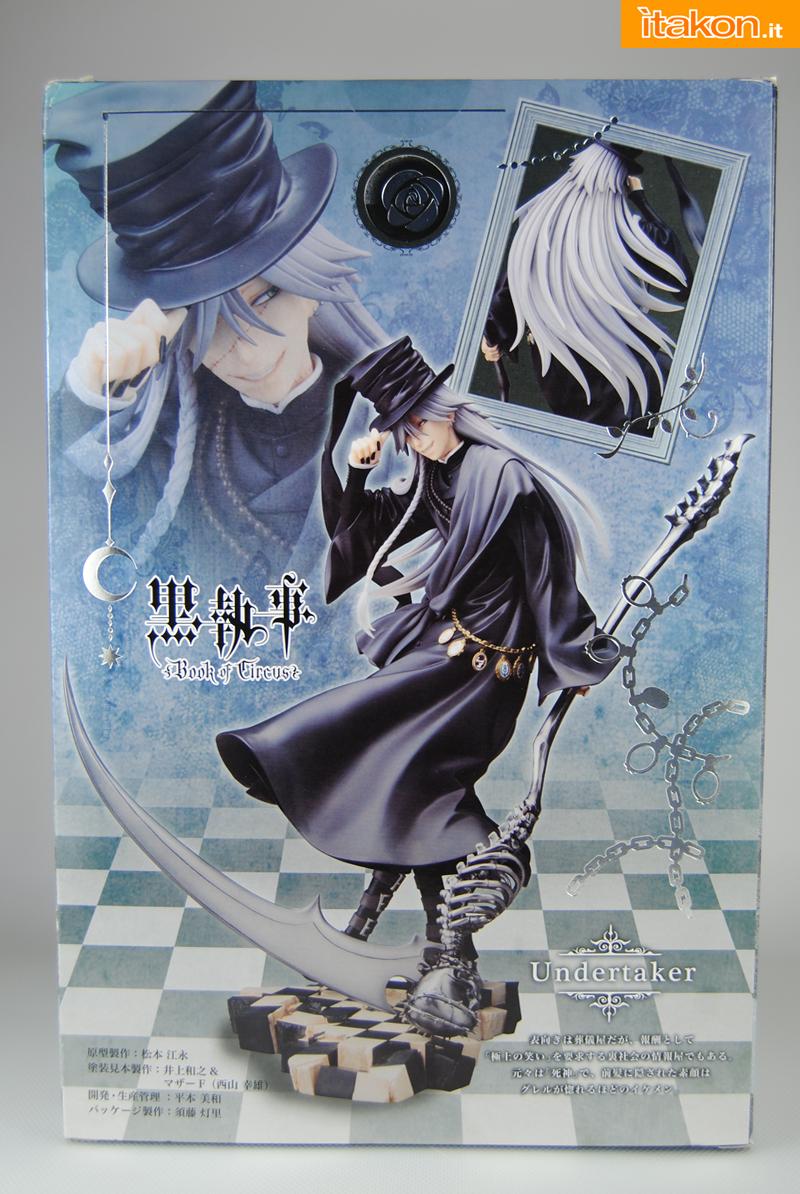 Undertaker Kotobukiya - Recensione - Foto 03