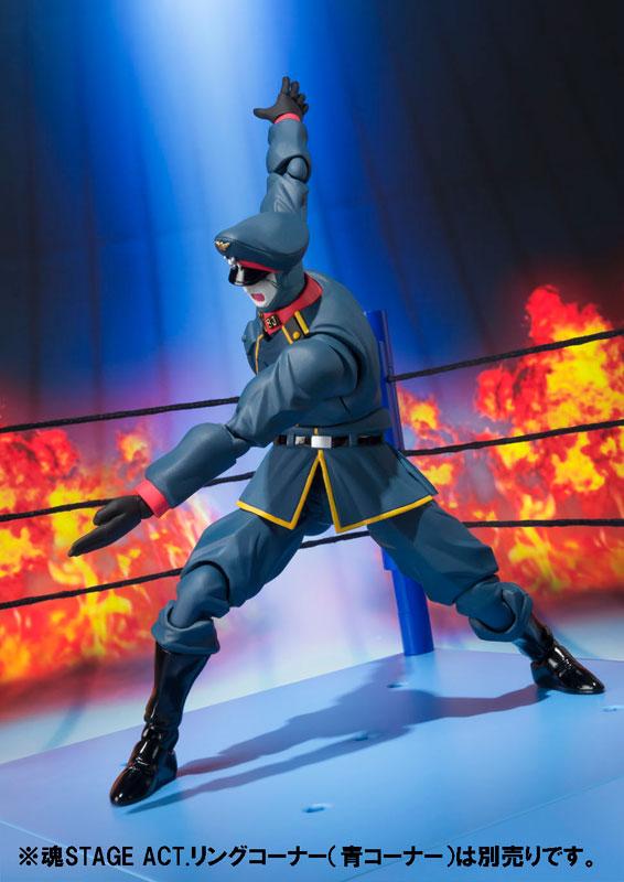 Brocken Jr - Kinnikuman - SH Figuarts Bandai pre 06