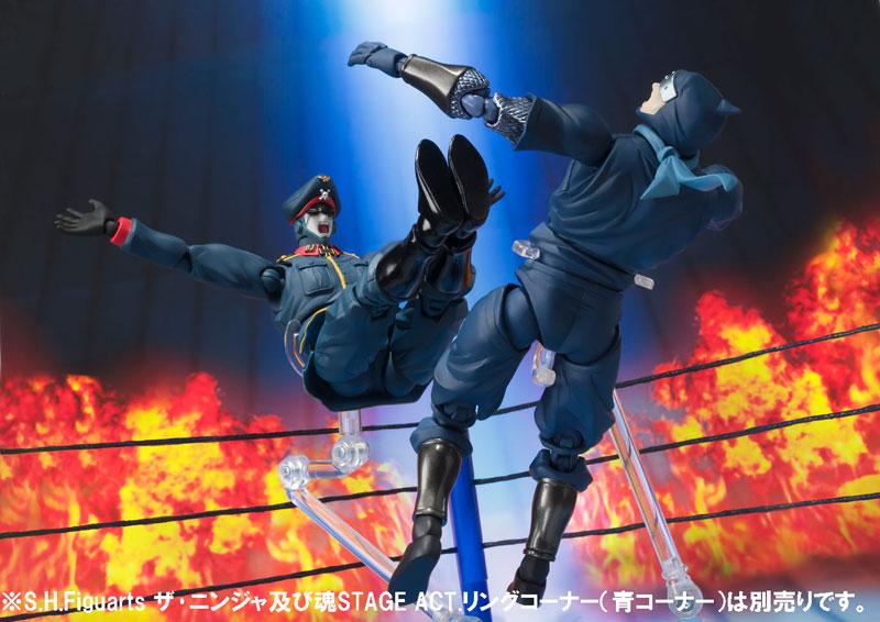 Brocken Jr - Kinnikuman - SH Figuarts Bandai pre 07