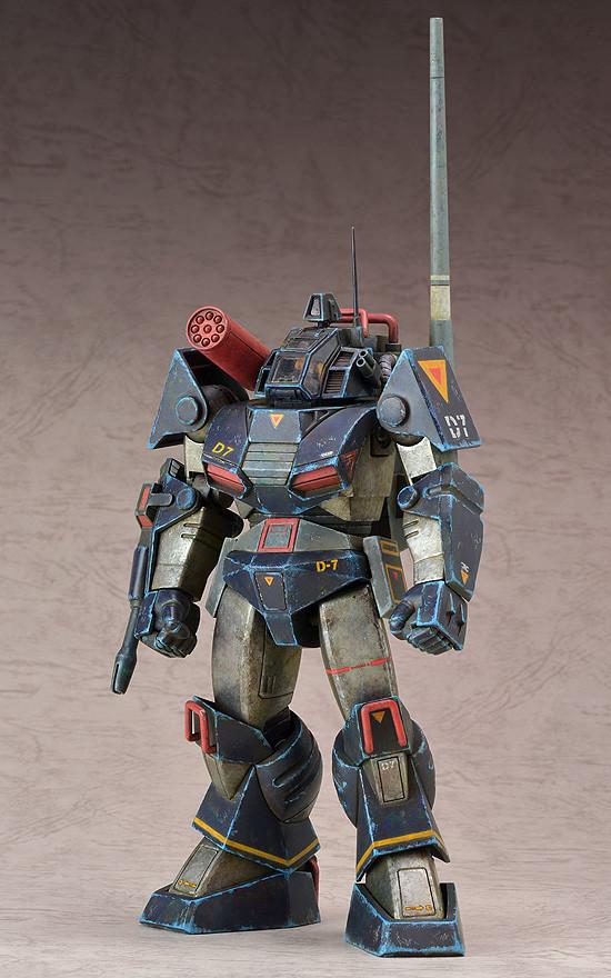 COMBAT ARMORS MAX EX-03 Dougram Yakuto Max pre 02