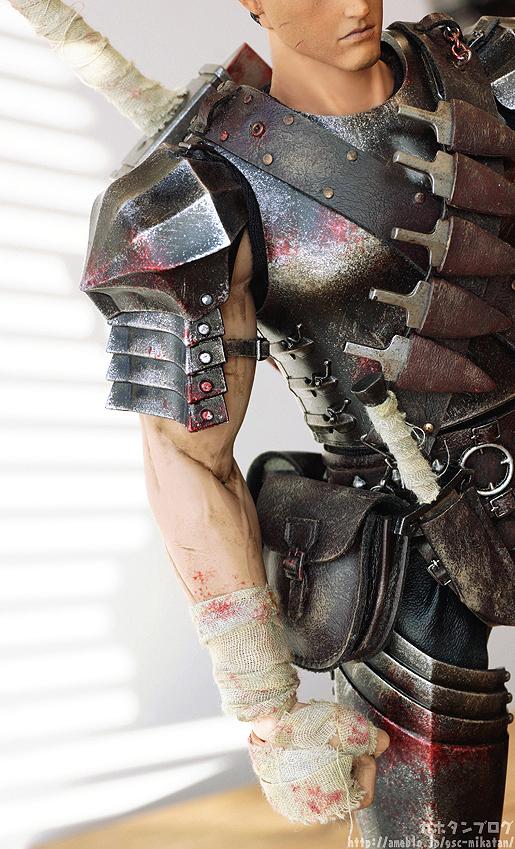 Guts Black Swordsman - Berserk - ThreeZero gallery 03