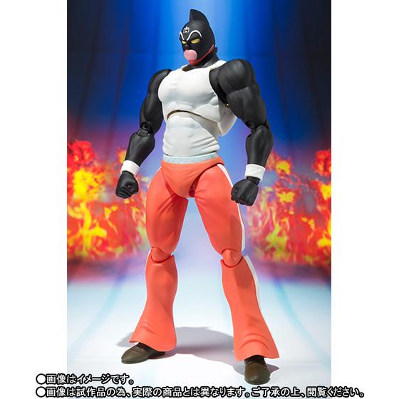 Kinnikuman Great S.H.Figuarts Bandai Itakon.it -0002