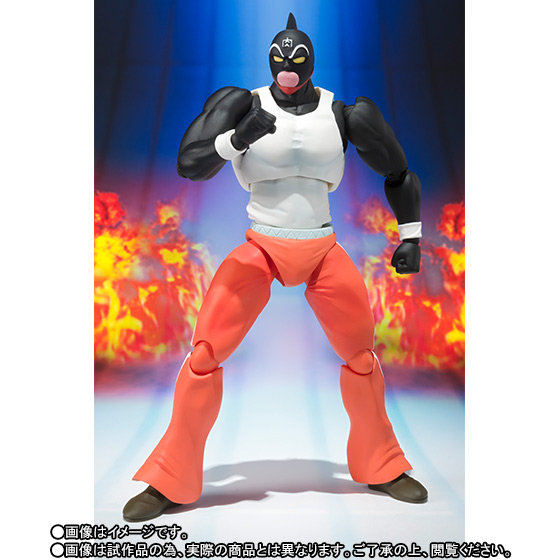 Kinnikuman Great S.H.Figuarts Bandai Itakon.it -0003