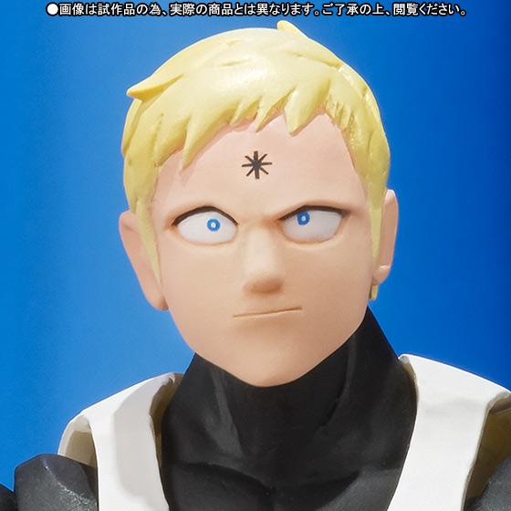 Kinnikuman Great S.H.Figuarts Bandai Itakon.it -0009
