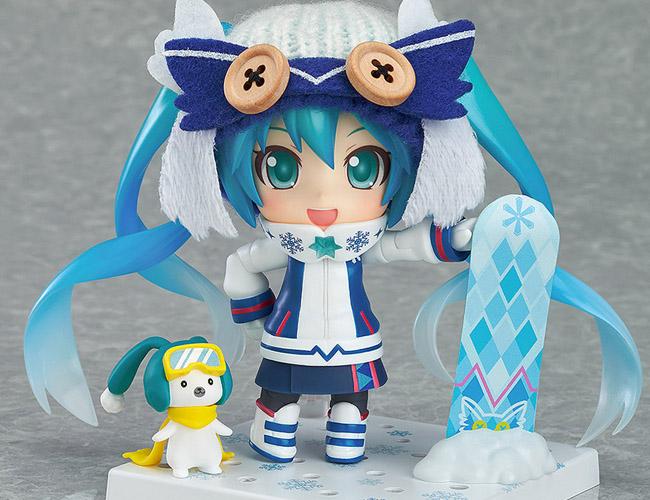Nendoroid Snow Miku Snow Owl - GSC Wonder Excl pics 20