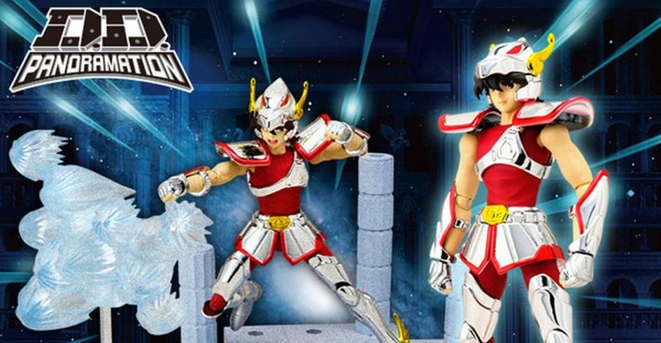 Pegasus Seiya D.D. Panoramation Bandai Itakon.it -0002