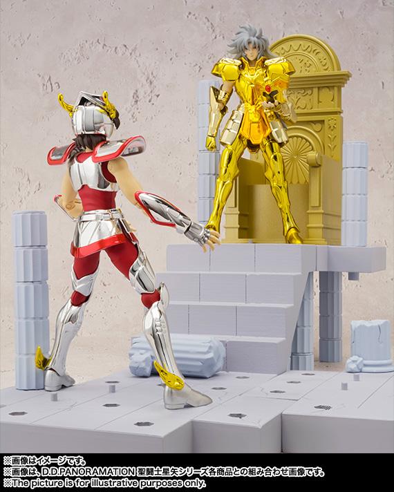 Pegasus Seiya D.D. Panoramation Bandai Itakon.it -0007