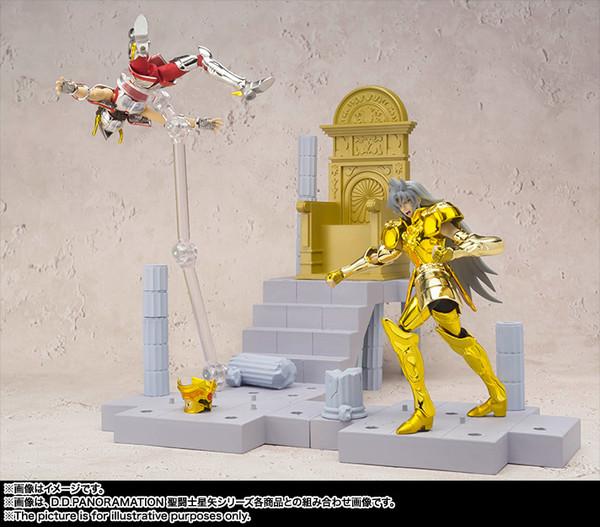 Pegasus Seiya D.D. Panoramation Bandai Itakon.it -0008
