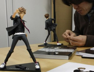 Shuusei Kagari - Psycho-Pass - Union Creative International proto 20