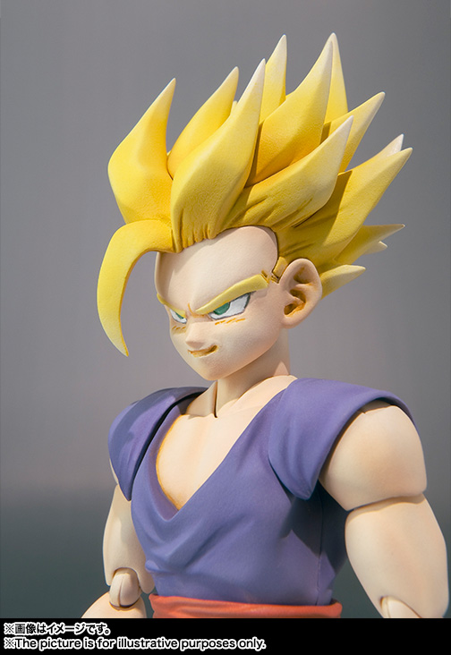 Son Gohan SH Figuarts - Dragon Ball - Bandai rerelease 07