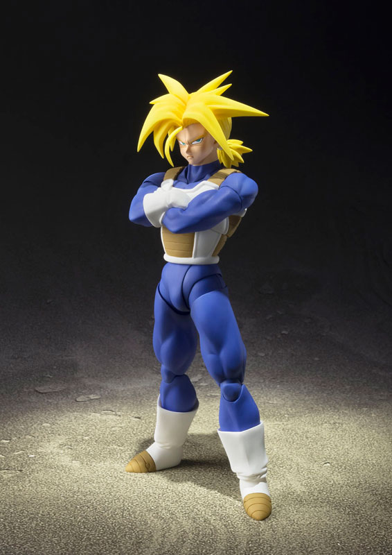 Super Saiyan Trunks S.H.Figuarts Bandai Itakon.it -0001