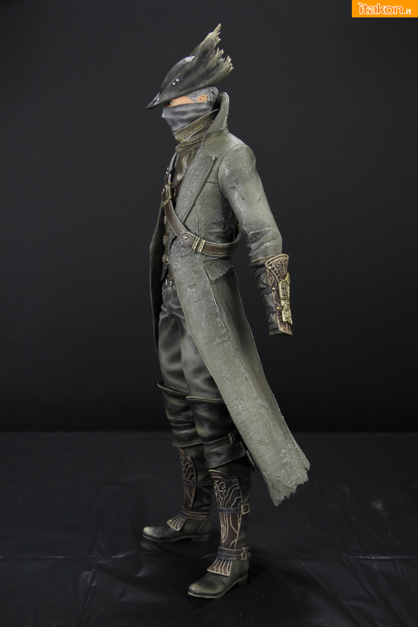 The_Hunter_Bloodborne_Gecco 18