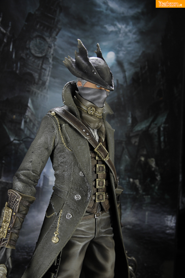 The_Hunter_Bloodborne_Gecco 75