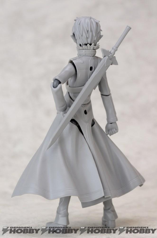 figma Kirito ALO - Sword Art Online - Max Factory proto 03