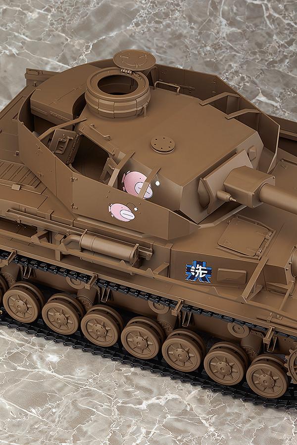 figma Veichles Panzer IV Ausf D H-Spec Max Factory Wonder Fest Excl pics 03
