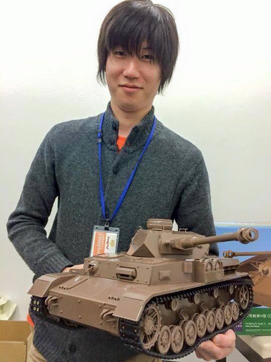 figma Veichles Panzer IV Ausf D H-Spec WF Excl Max Factory pics 02