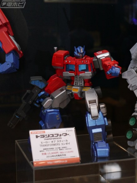 "Optimus Prime da ""Transformers"""