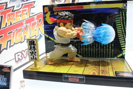 "TNC-01 Ryu da ""Street Fighter"""