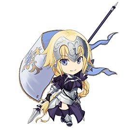 Jeanne D'Arc - Fate Grand Order - Aniplex Chara-Forme pics 05