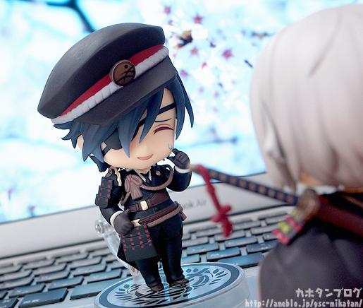 Nendoroid Hotarumaru - Touken Ranbu - Orange Rouge preview 09