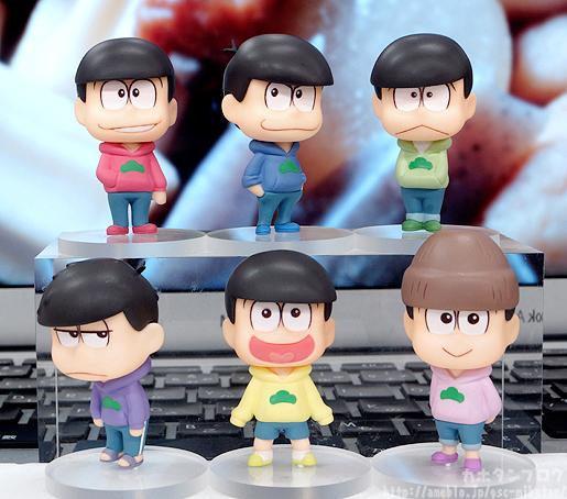 Osamatsu-san Trading Figures Good Smile Company pics 01