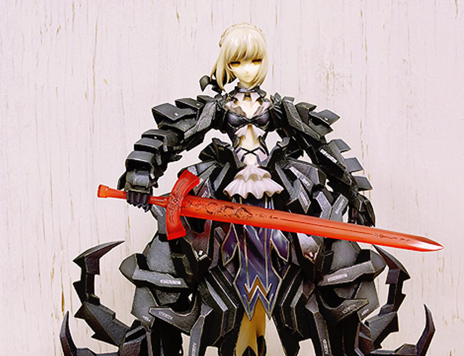 Saber Alter huka photogallery 20