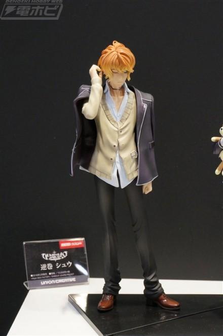 Shu Sakamaki Mens Hdge No.15 EX Vampire Ver. da Diabolik Lover disponibile a partire da Gennaio 2016 ad un prezzo di listino pari a 12960 Yen