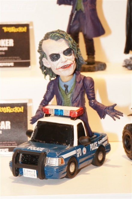 Police Car TOYS ROCKA! da Batman The Dark Knight disponibile da Febbraio 2016 a 6264 Yen