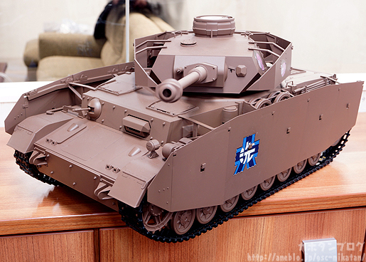 figma Veichles Panzer IV Ausf H D-Spec Max Factory photogallery box 02