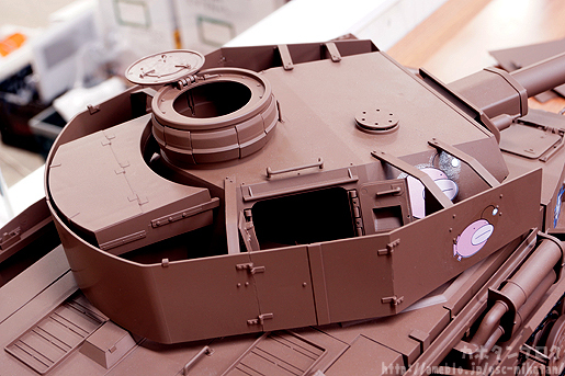 figma Veichles Panzer IV Ausf H D-Spec Max Factory photogallery box 03