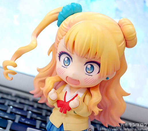 Galko-chan - Oshiete! Galko-chan - GSC Nendoroid pics 09