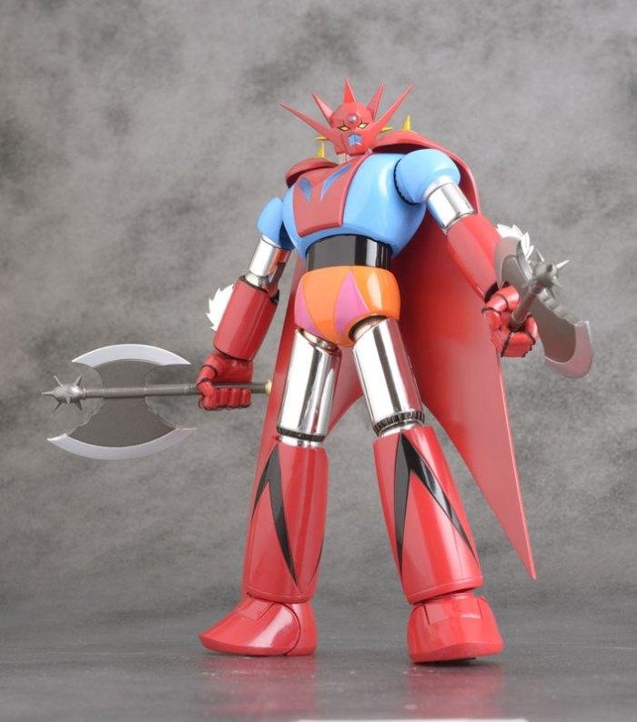Getter Robo G Getter Dragon Comic Ver. Dynamite Action! No.36 di Evolution Toy Itakon.it -0004