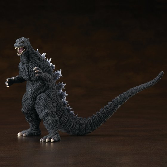 Godzilla SH MonsterArts - Bandai pre 04