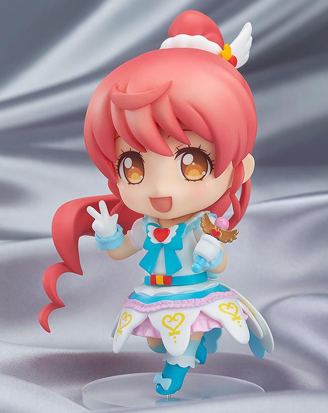 Mikan Shiratama Silky Heart Cyalume Co-de - PriPara GSC Nendoroid pre 01